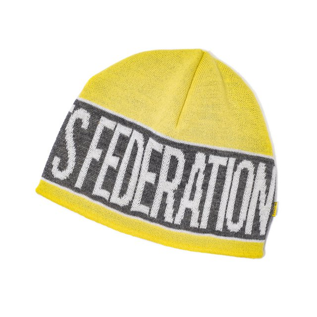 WINTERCAP SLAVIC YELLOW