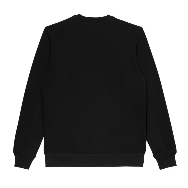 CREWNECK FANCLUB BLACK