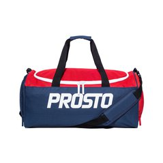 GYMBAG MUSCLE RED/DARK BLUE