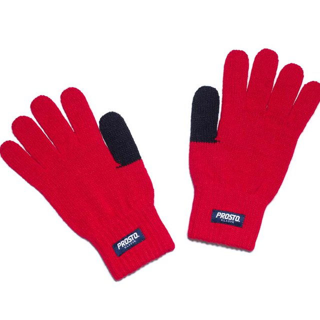 GLOVES CLASSIC RED