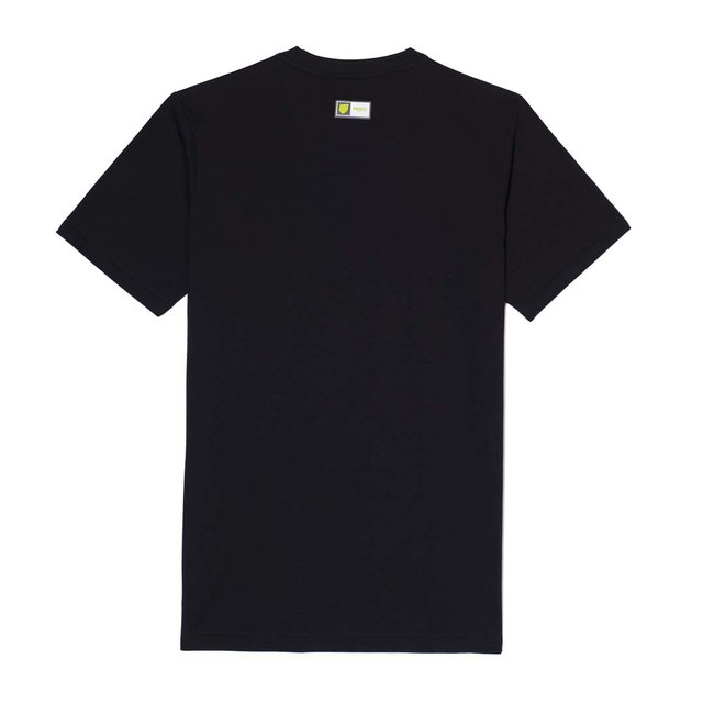 TSHIRT TAG WALL BLACK