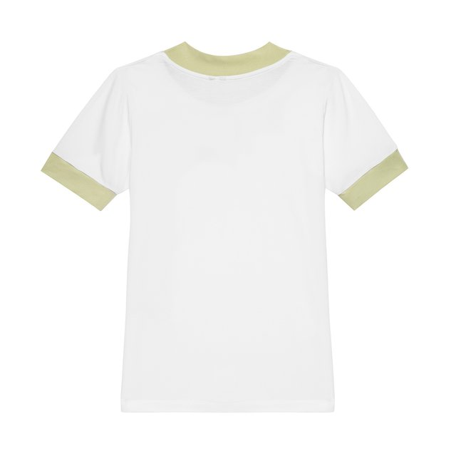 RACE/PAMELA TOP WHITE/KHAKI