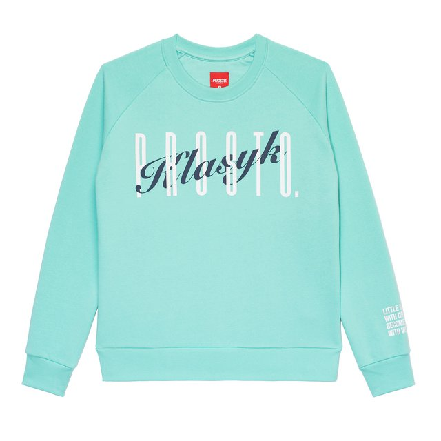 CREWNECK DANCE MINT