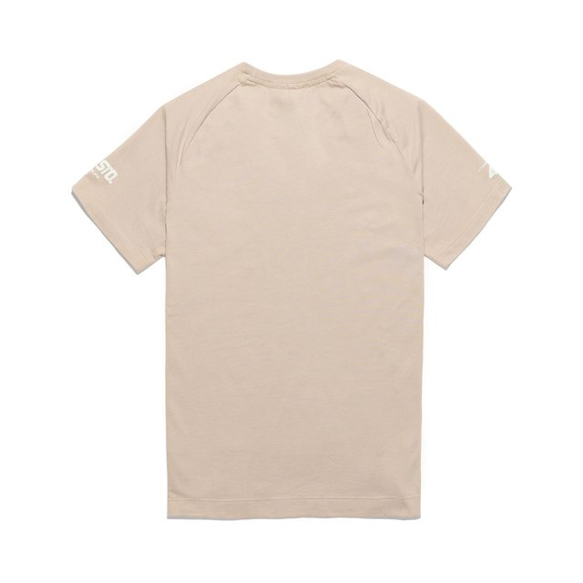 4F X PROSTO T-SHIRT COTTON BEIGE