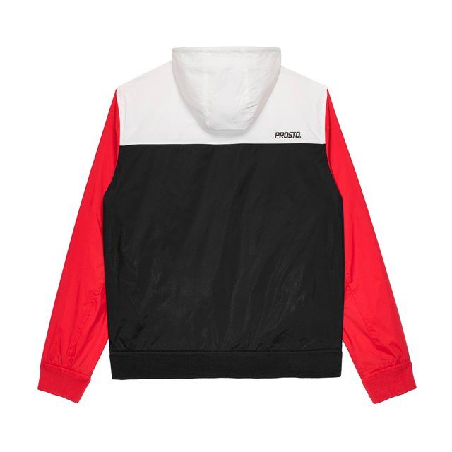 JACKET NOMAD RED