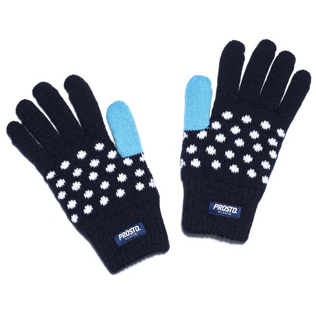 GLOVES SNOW NAVY