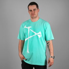 KL T-SHIRT BONES GREEN