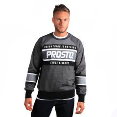 KL SWEATSHIRT ALTERNATIVE MEDIUM HEATHER GREY