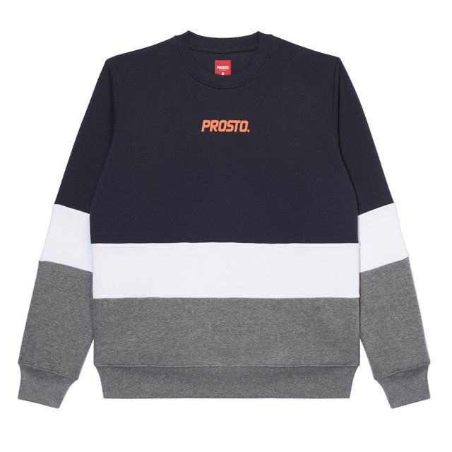CREWNECK SOCIAL DARK NAVY
