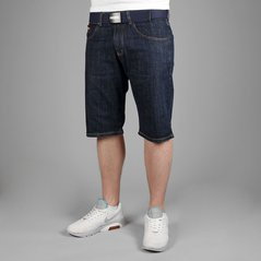 KL JEANS SHORT SLAVIC DARK BLUE