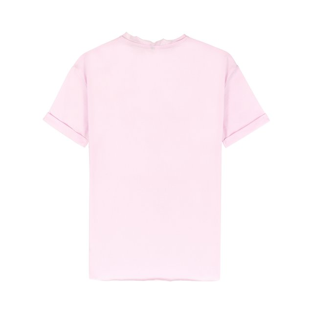 "JD. LORIEUX ""TRIFFIE"" ONE TSHIRT PINK"