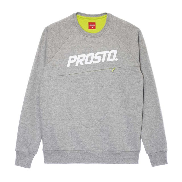 CREWNECK BALOO CONCRETE GREY