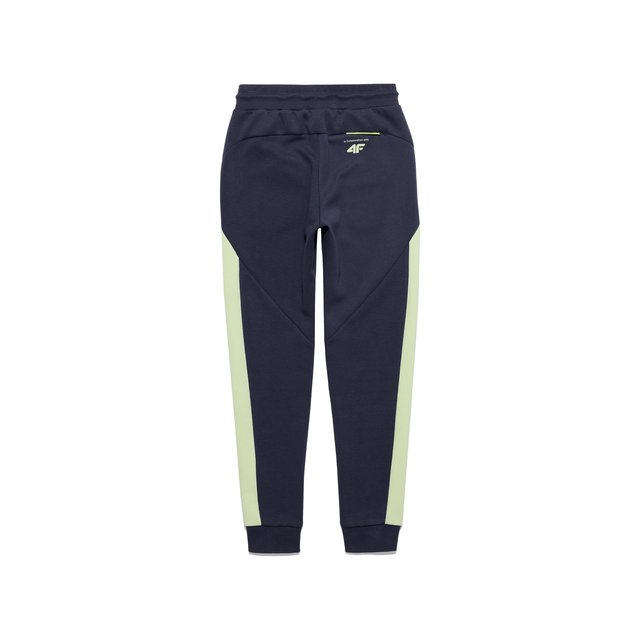 4F X PROSTO WMN PANTS COTTON NAVY