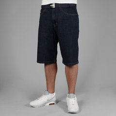 KL JEANS SHORT FLAVOUR DARK BLUE