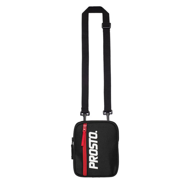 NECKBAG AGILE BLACK