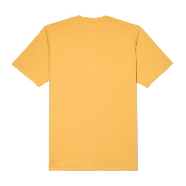 TSHIRT HORIZ YELLOW