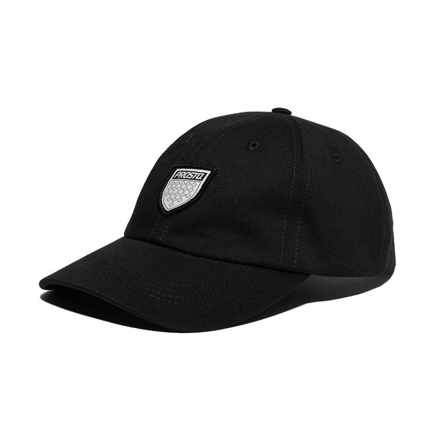 6PANEL SHIELD BLACK