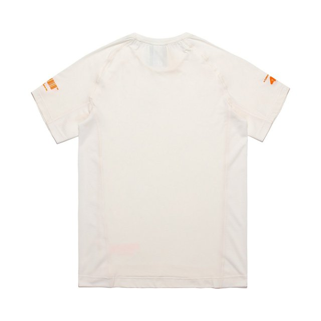 4F X PROSTO T-SHIRT FUNCTIONAL WHITE