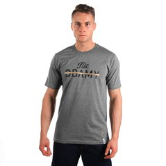 LA T-SHIRT POZDRAWIAMY MEDIUM HEATHER GREY