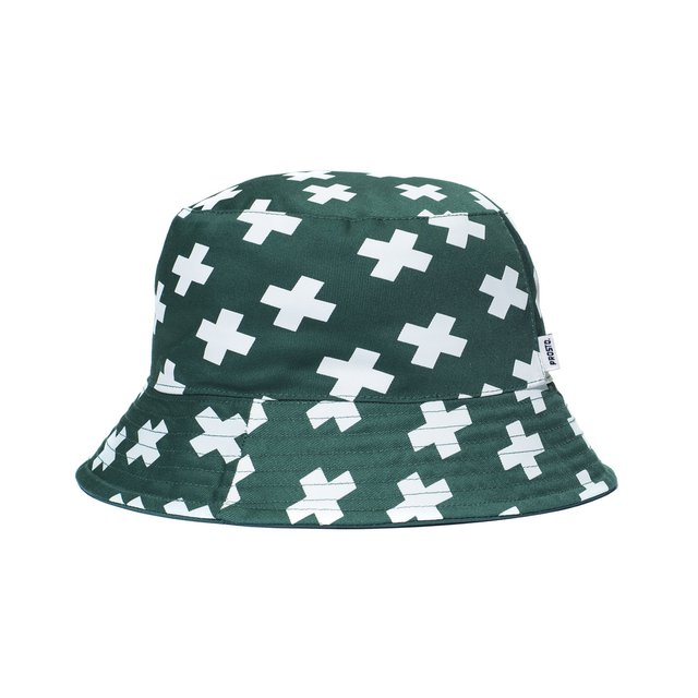 BUCKET HAT ADVENTURE SPRING GREEN