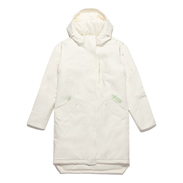 4F X PROSTO WMN COAT WINTER WHITE