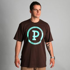 KL T-SHIRT SIGN BROWN