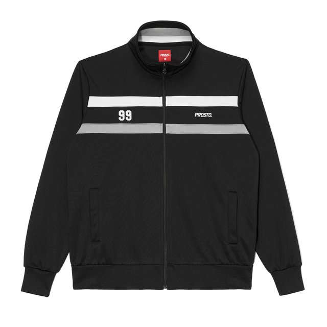 ZIP FOOTBALL OLIMPIA BLACK
