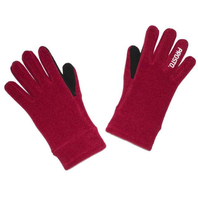 GLOVES HEATED FLAME