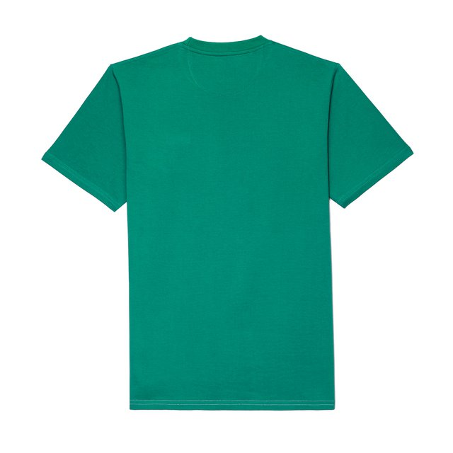 T-SHIRT RISE DARK GREEN