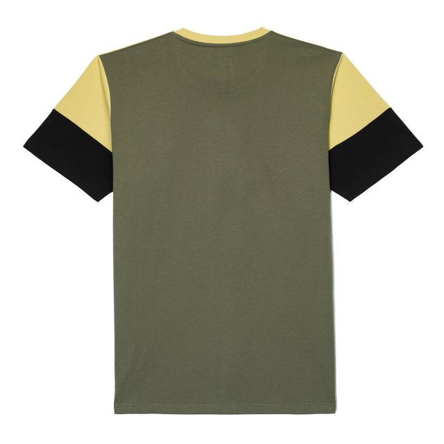 TSHIRT SEPIR LIGHT GREEN/OLIVE