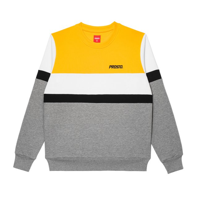 CREWNECK PLACE GREY