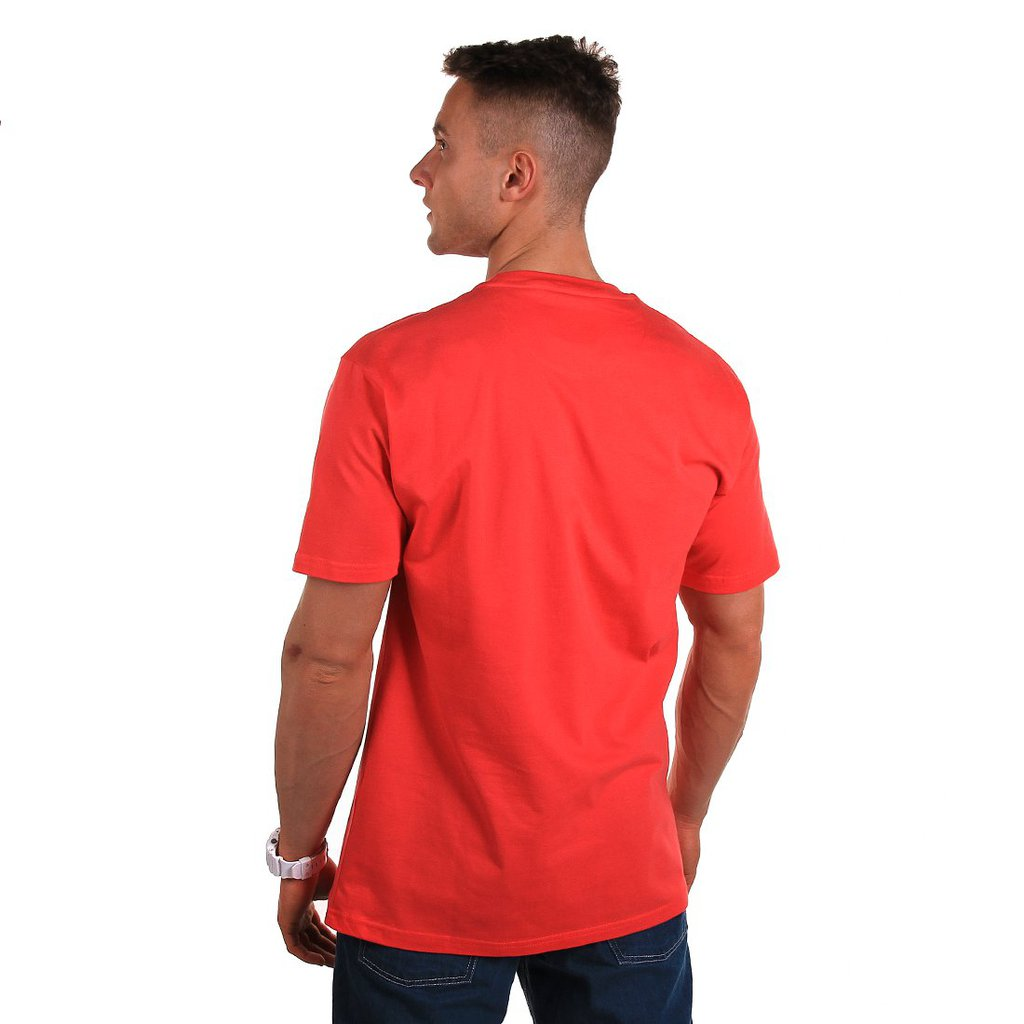 T-SHIRT DEVIL RUBY RED