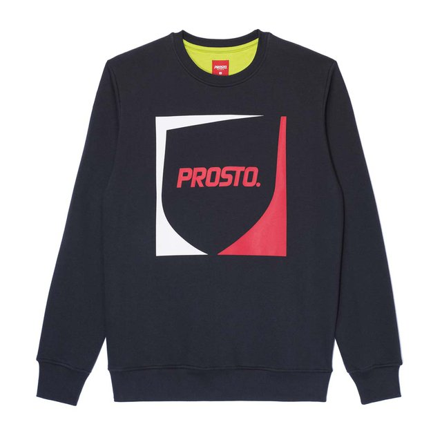 CREWNECK CRIPTIC NIGHT BLUE