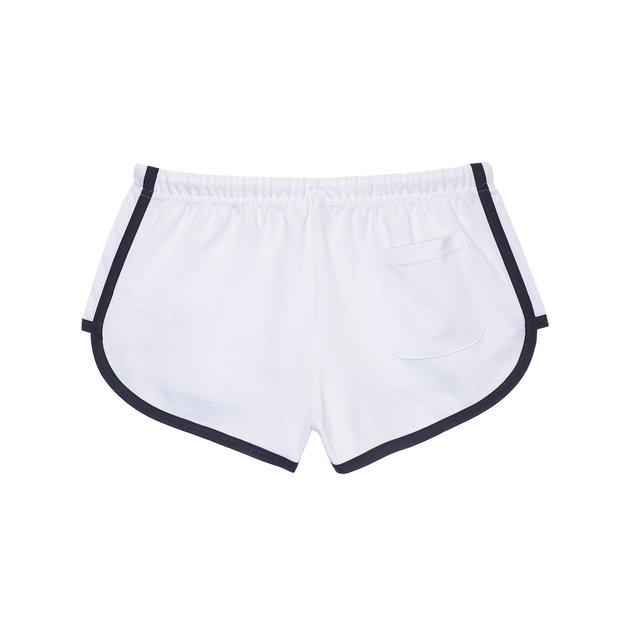 RUNNER SHORTS BUSH WHITE