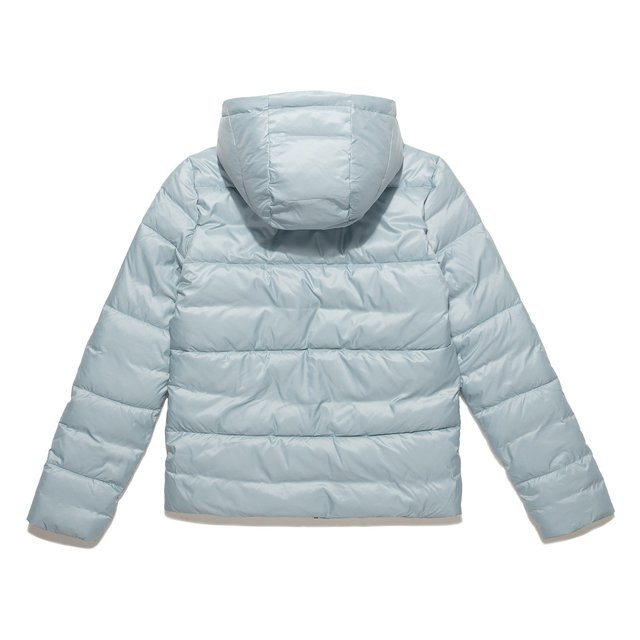 4F X PROSTO WMN FAKE DOWN JACKET BLUE