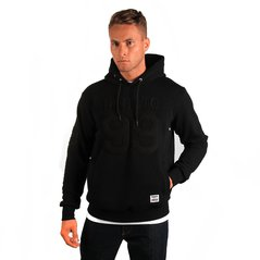 ST HOODY FATTY BLACK