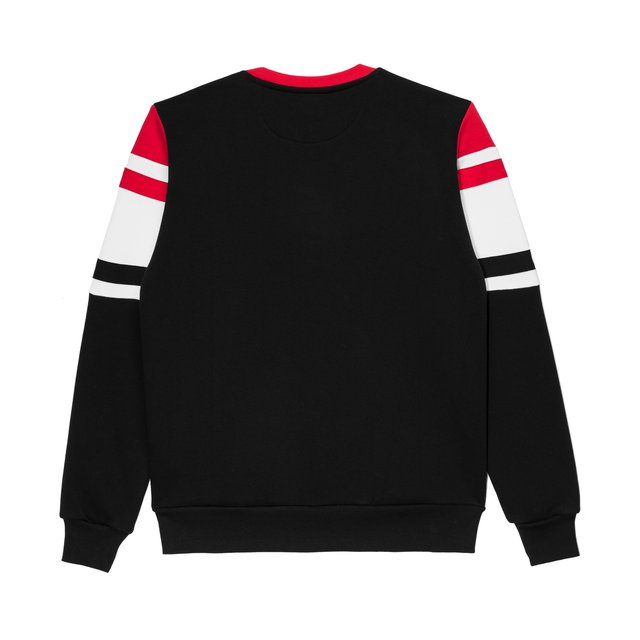 CREWNECK EXPOSE BLACK