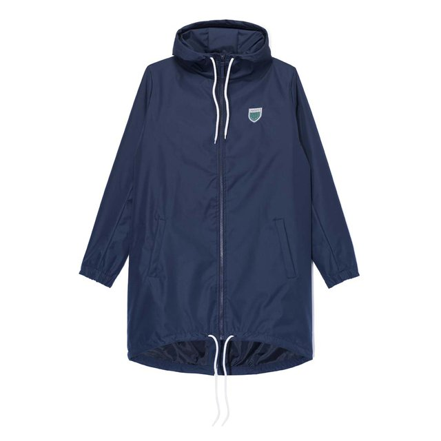 RAINCOAT WILD NIGHT BLUE