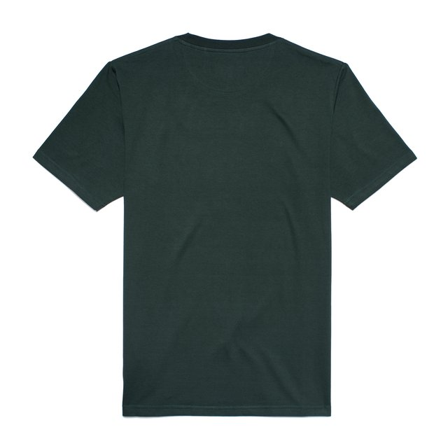 TSHIRT LONG TIME GREEN
