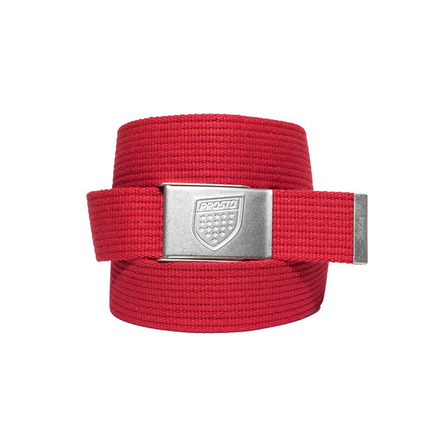 BELT TITLE RED