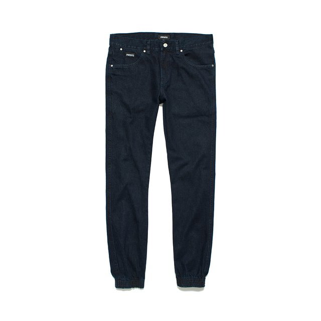 SLIM JOGGER DARK BLUE