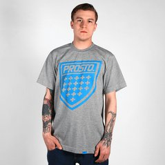 EL T-SHIRT BASIC_C MEDIUM HEATHER GREY