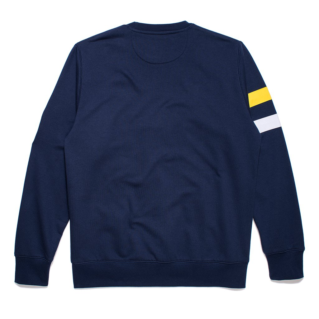 CREWNECK FRESH VISION NAVY
