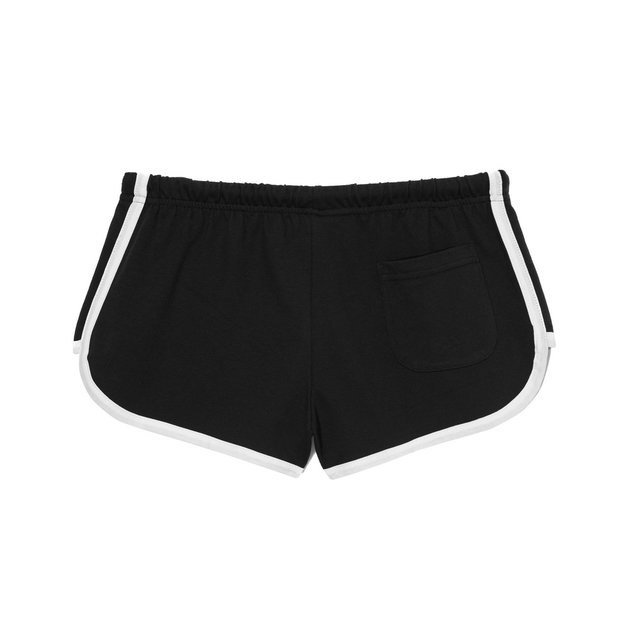 RUNNER SHORTS BUSH BLACK