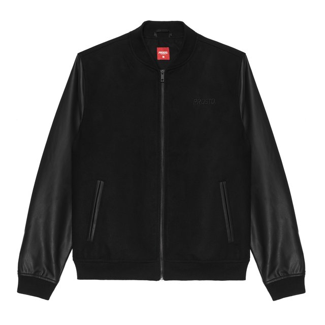 JACKET BAZZE BLACK