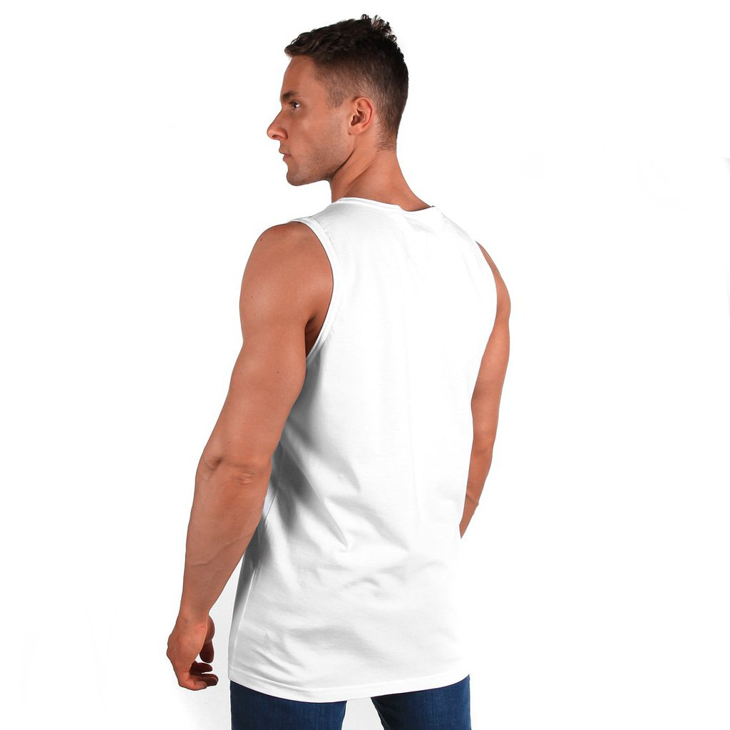 TANKTOP BASIC WHITE