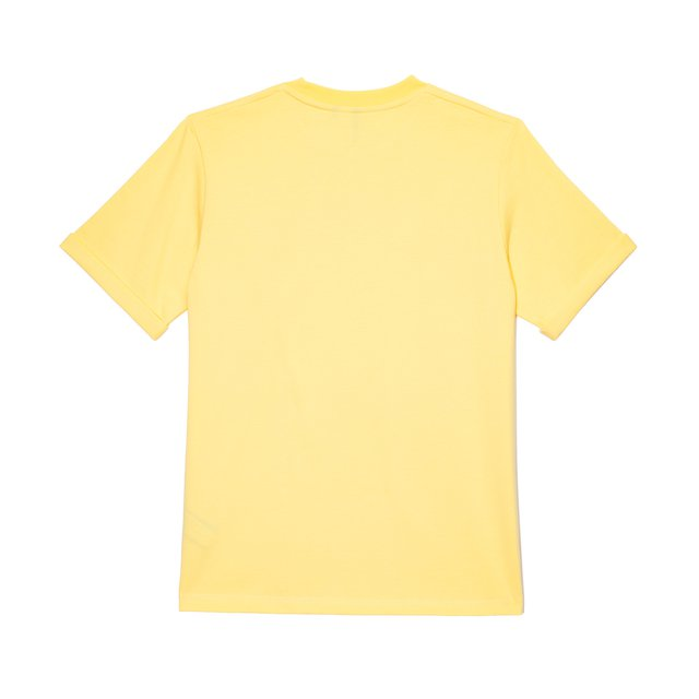 T-SHIRT ROYAL YELLOW