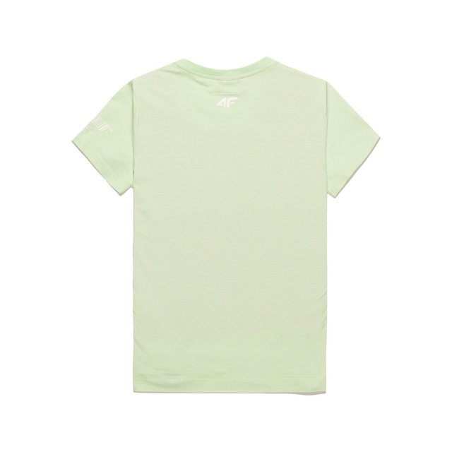 4F X PROSTO WMN T-SHIRT COTTON MINT