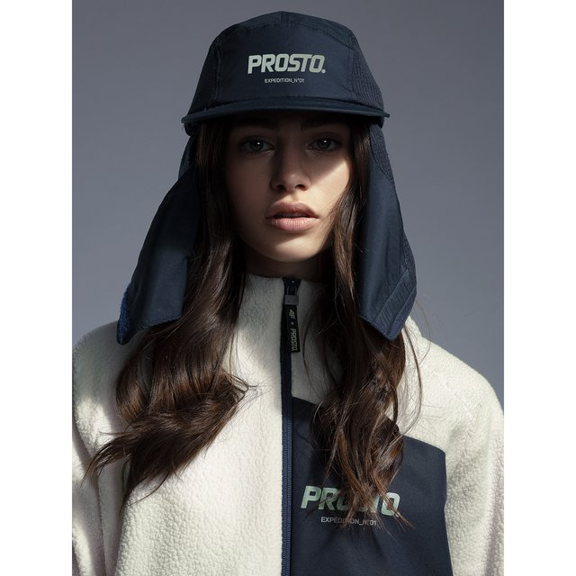 4F X PROSTO BALL  CAP NAVY