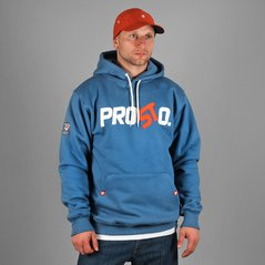 ST HOODY ROTATION DARK BLUE